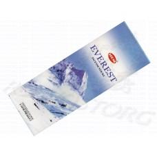 HEM Everest ( Эверест ) аромапалочки 20 шт / 24 см шестигранник Индия