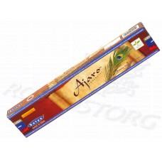 Satya Аджаро Ajaro благовония 15гр / 20 см Индия