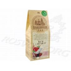 Иван чай с лепестками роз 100г Монастырский скит Столбушино, Россия