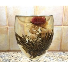 Амарант и Жасмин Связанный (Цветочный) чай, Китай
