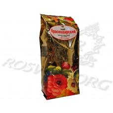 Краснодарский черный байховый чай Золотой (200г), Россия