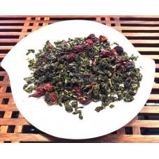 Зеленый чай с шиповником, Китай