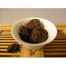 Пуэр Лао Ча Тоу (Старые чайные головы) 2009г., Китай