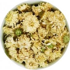 Хризантема белая цветочная добавка к чаю, Китай