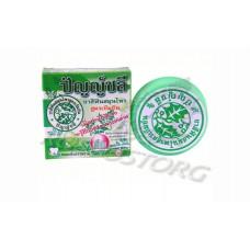 Punchalee травяная порошковая зубная паста (35г) Таиланд