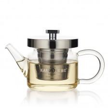 Kamjove AM-02 (250 мл) чайник для пуэра, стекло/нжс