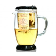 Kamjove TP-350 (500 мл) чайник гунфу (изипот) стекло