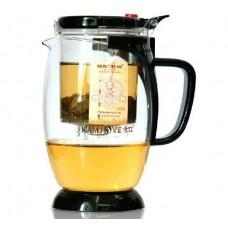 Kamjove TP-350B (500 мл) чайник гунфу (изипот) стекло