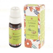 Купить Аромамасло в Спб Лемонграсс ◉ Lemongrass Pure Aroma Oil Garden Fresh (10мл)