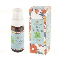 Купить Аромамасло в Спб • Пачули Patchouli Pure Aroma Oil Garden Fresh (10мл)