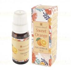 Купить Аромамасло в СПб ◉ Апельсин Sweet Orange Pure Aroma Oil Garden Fresh (10мл)