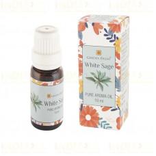 Купить Аромамасло для увлажнителя воздуха ◉ Белый Шалфей White Sage Aroma Oil Garden Fresh (10мл)