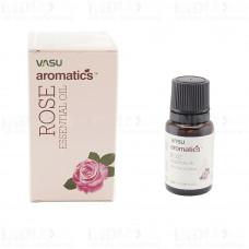 Чистое Эфирное Масло Розы • Pure Rose Essential Oil Vasu Aromatics (10мл) Индия