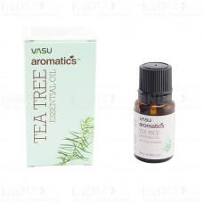 Масло Чайного Дерева Чистое  • Pure Tea Tree Essential Oil Vasu Aromatics (10мл) Индия