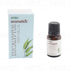 Эвкалипт 100% эфирное масло Pure Eucalyptus Essential Oil Vasu Aromatics (10 мл), Индия