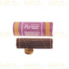 Тибетское Благовоние Мирра Bdellium Gokul-Resin палочки 30шт*12см