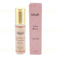 Масляные Духи Роза ♥ Tata Rose Concentrated Perfume Oil, Khadi 10 мл