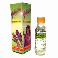 Масло для Временного Тату Мехенди Golecha Mehandi Oil 6мл Индия