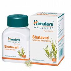Шатавари БАД для женщин Shatavari Himalaya 60 таблеток