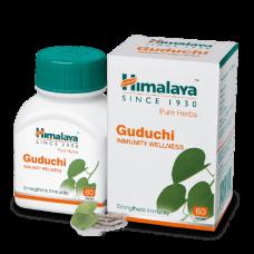 Гудучи БАД для иммунитета Guduchi Himalaya 250мг 60 капсул