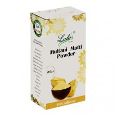 Маска убтан (глина) Мултани Матти Lalas Multani Matti Powder 200 г
