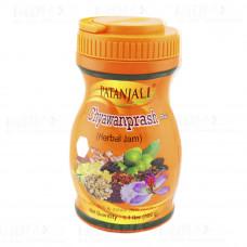 Чаванпраш Амла и Шафран Chyawanprash Herbal Jam Patanjali (500г) Индия