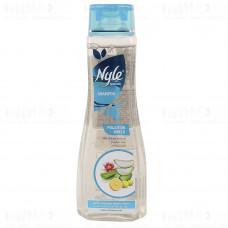 Шампунь Защита Лимон, алое, кувшинка, амла CavinKare Nyle Pollution Shield Shampoo Paraben Free 180 мл Индия