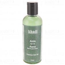 Купить Масло Амлы для волос AMLA Hair Oil Khadi 210 мл