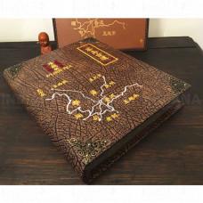 Подарочная упаковка для чая Пуэр Старинная книга