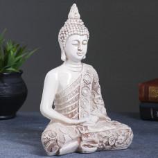 Статуэтка Будда Шакьямуни в Медитации (гипс), Россия