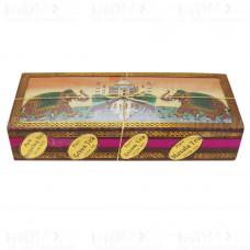 Подарочный набор чая Тадж Махал (4х50г) в деревянной коробке Индия