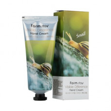 Купить Крем для рук с Муцином Улитки ♥ Hand Cream Snail FarmStay 100 мл