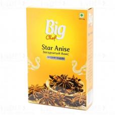 Купить Бадьян • Star Anise Big Chef 25 г