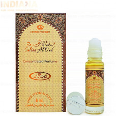 Купить Арабские масляные духи Sultan Al Oud Al-Rehab (Crown) 6мл