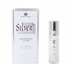 Купить Арабские масляные духи SILVER Al-Rehab (Crown) 6мл
