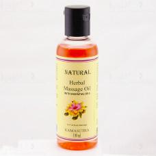 Массажное масло Камасутра для тела и волос  Kamasutra Secrets of India (100 мл) Индия
