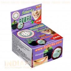 Мангостин твердая зубная паста 5star4a, 30г Таиланд
