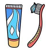 Зубные пасты (14)