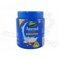 Кокосовое Масло Пищевое ♥ Dabur Anmol Gold Pure Coconut Oil 175 мл