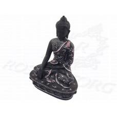 Купить Статуэтка Будды ❤ Будда на Лотосе Статуэтка Полистоун 14 см