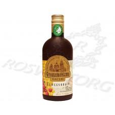 Сбитень Клюквенный (мед с пряностями) 250 мл Столбушинский