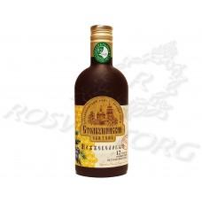 Сбитень Можжевеловый (мед с пряностями) 250 мл Столбушинский
