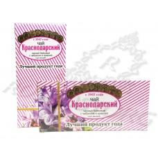 Черный чай с чабрецом и душицей краснодарский (Мацеста) 25 пак по 2 г