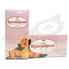 Черный чай с эхинацеей и липой краснодарский (Мацеста) 25 пак