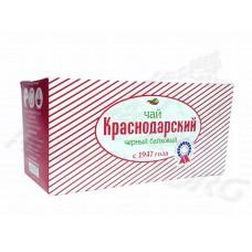 Краснодарский черный чай (Мацеста) 25 пак / 35 г