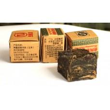 Шен Пуэр 2008г, сяо то (кубики), Китай