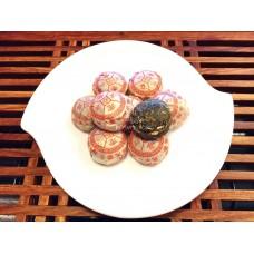 Шен Пуэр Номисян (аромат риса), 2011г сяо то (гнездо), Китай