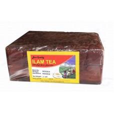 Подарочный Чай ILAM (Илам) красный/черный чай 50 г Непал в резной шкатулке