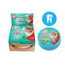 5Star4A  Отбеливающая  твердая зубная паста (30г) Таиланд