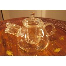 Чайник стеклянный Дракон (колба стекло) 500 мл
